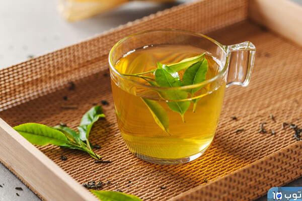 أفضل طرق لاستهلاك الشاي الأخضر للكرش