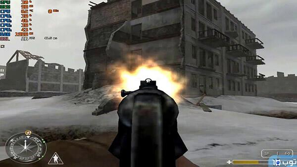 أهم 10 أسلحة في Call Of Duty 1