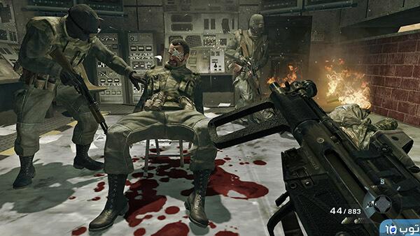 أهم 10 أماكن في لعبة Call Of Duty Black Ops 1 للكمبيوتر