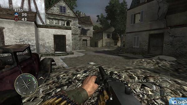 أهم 10 مهام في لعبة Call Of Duty 3