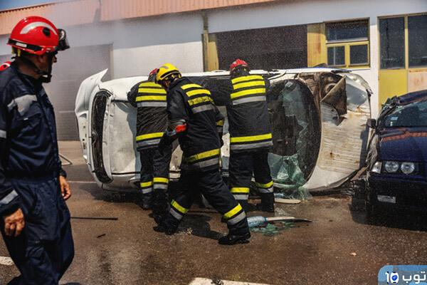 تفسير حلم حادث السيارة للعزباء