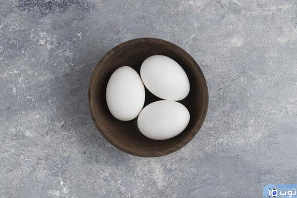 تفسير رؤية جمع البيض في المنام للمتزوجة