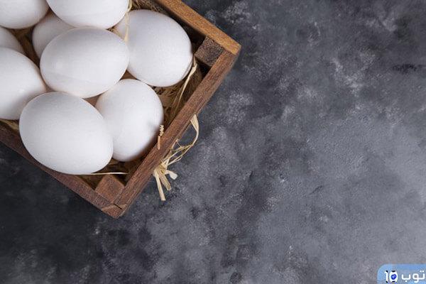 تفسير رؤية شراء البيض في المنام للمتزوجة