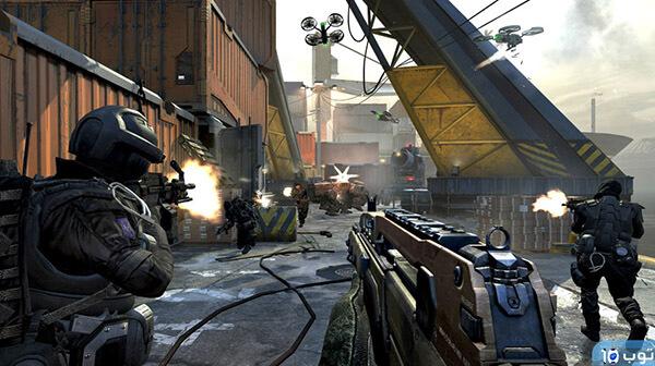مستويات لعبة Call Of Duty Black Ops 2 للكمبيوتر